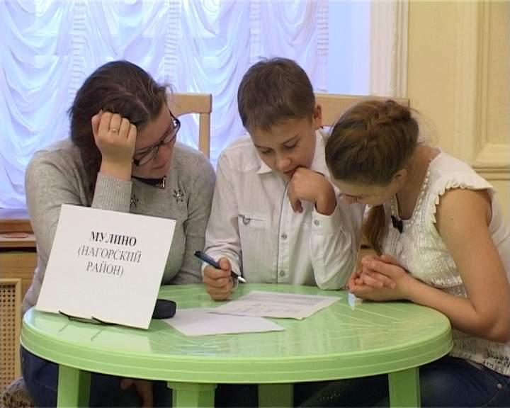Конкурс юных краеведов в библиотеке имени Грина