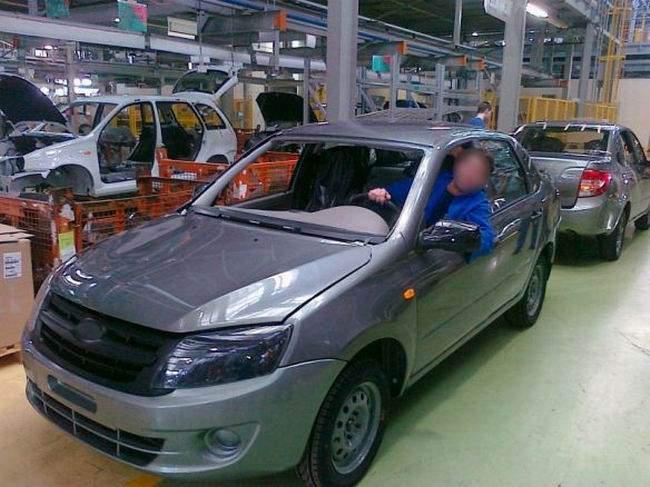 АВТОВАЗ отзывает 14 659 автомобилей LADA 2191 в комплектации с АБС.