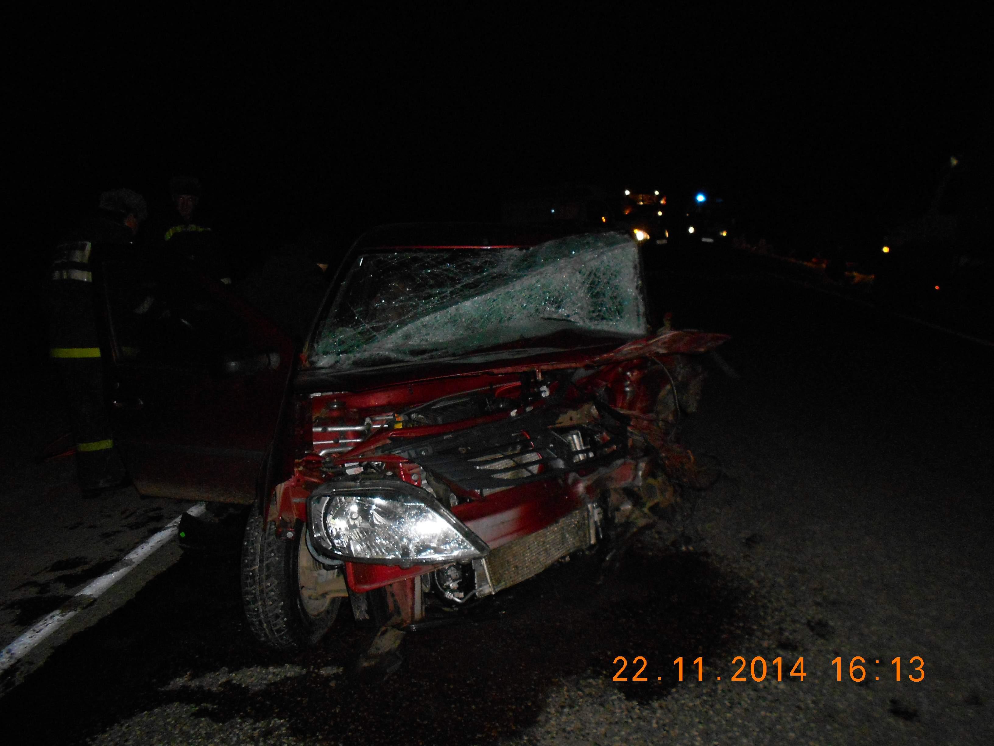 В Уржумском районе в ДТП погибли водитель и 10 летняя девочка.