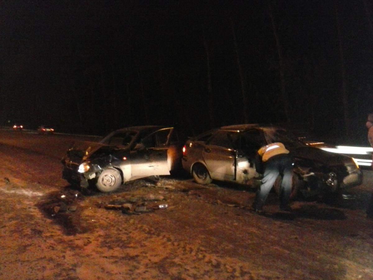 За минувшие три дня на дорогах области в 9 ДТП погибли 4 человека.