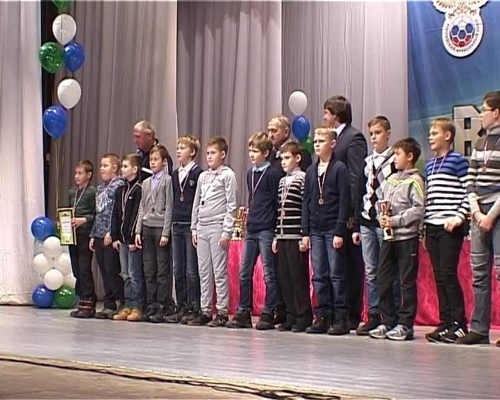 В Кирове подвели итоги летнего футбольного сезона