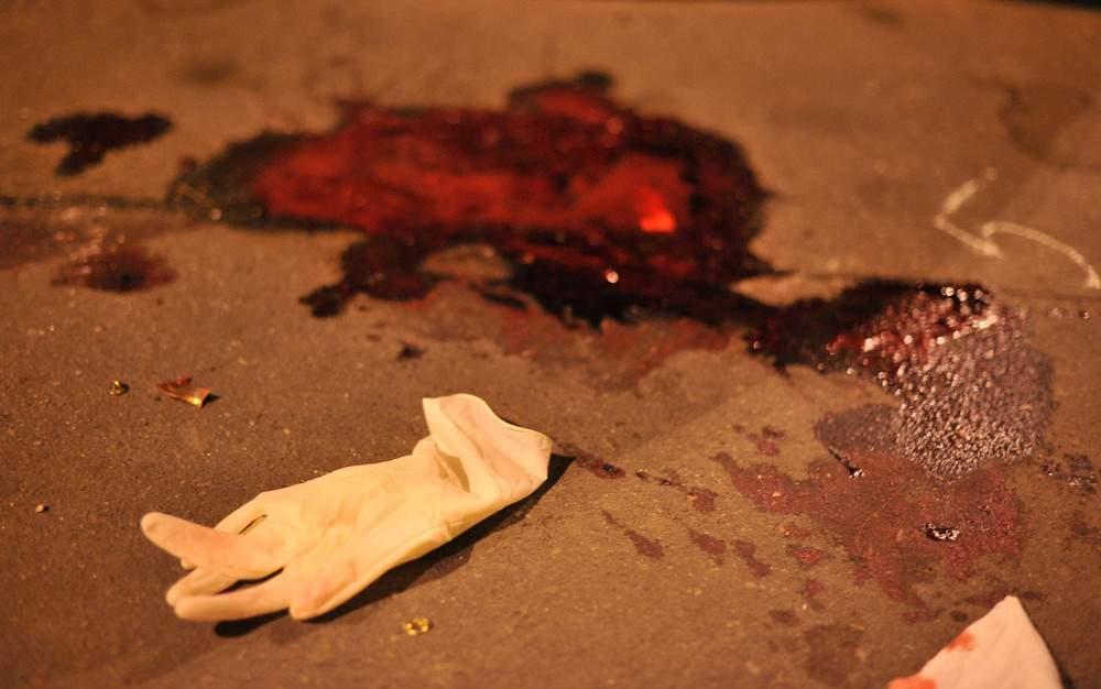 В Вятскополянском районе расследуется зверское убийство пенсионеров в гараже.