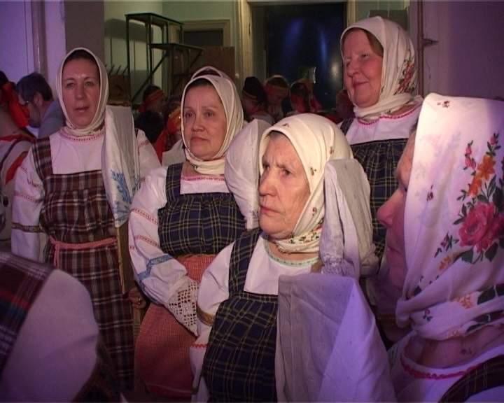 В Кирове прошел областной фестиваль - конкурс фольклорного творчества