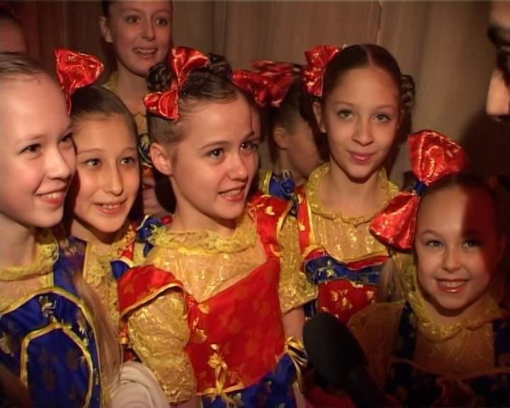 Межрегиональный конкурс хореографического искусства