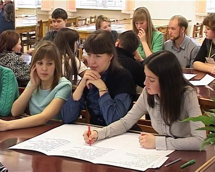 В Кирове прошел слет сельской молодежи