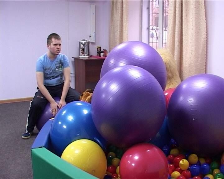 Спортзал для инвалидов в Ленинском районе города Кирова