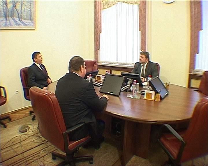 Перспективы сотрудничества областной и федеральной властей