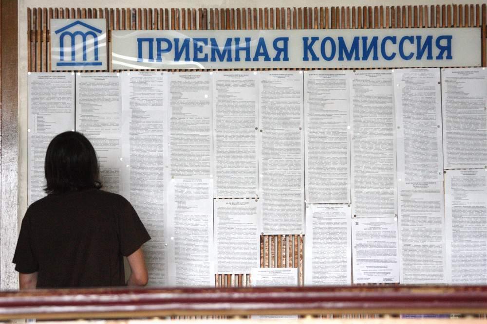 Три российских вуза получили право в 2015 году проводить дополнительные вступительные экзамены.