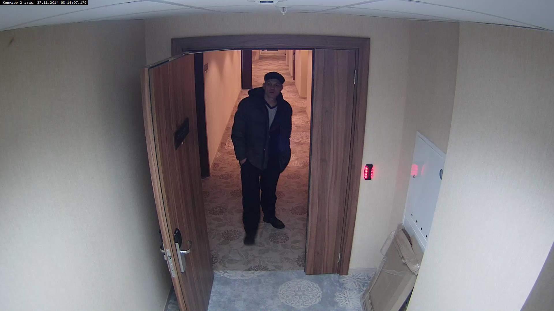 Устанавливается подозреваемый в краже