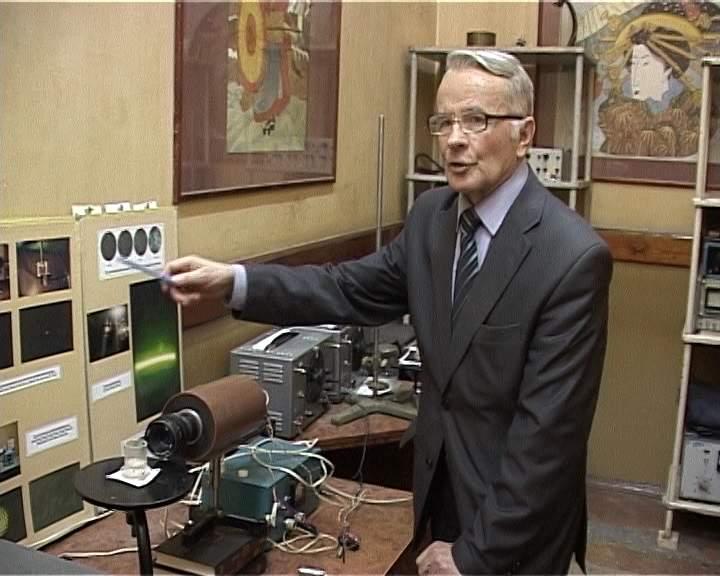 За значительный вклад в развитие науки Владимир Жаворонков награжден орденом