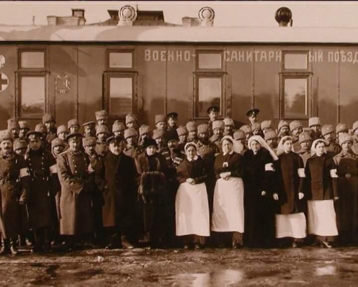 Благотворительность на Вятке в 1914 году
