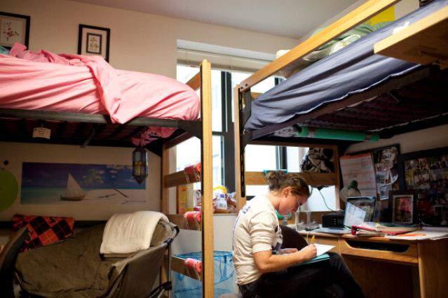 Плата за коммунальные услуги в студенческих общежитиях снизится на 90 процентов.