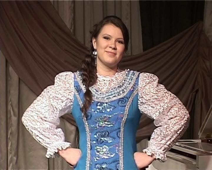 Сольный концерт выпускницы музыкальной школы Татьяны Помеловой
