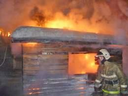 В Котельниче проводится доследственная проверка по факту пожара в пилоцехе,  унесшего жизни двух человек.