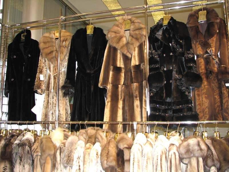 В Слободском районе неизвестные вынесли товар из мехового салона на полмиллиона рублей.