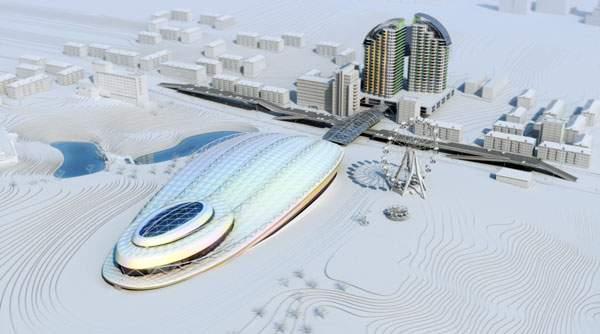 На месте ДК. Циолковского г. Кирова будет построен многофункциональный комплекс.