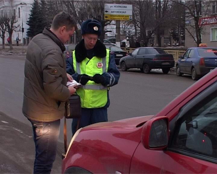 Запись разговора с полицейским