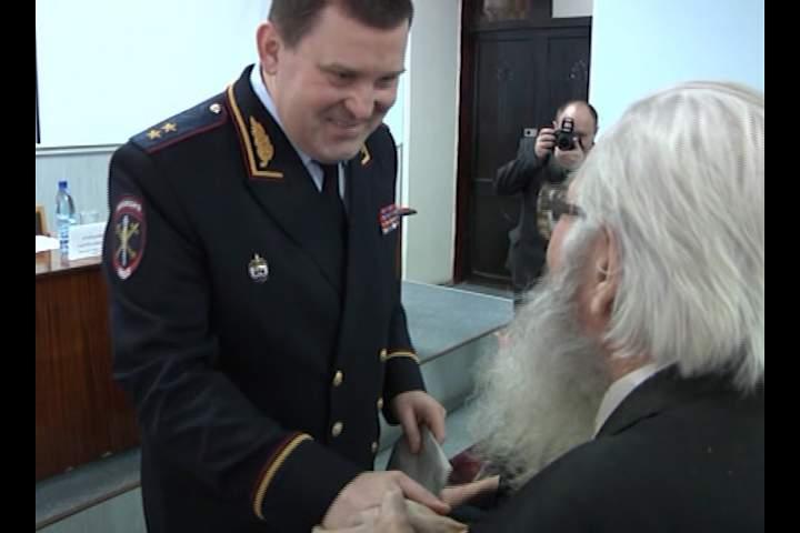 Генерал Солодовников посетил Яранск