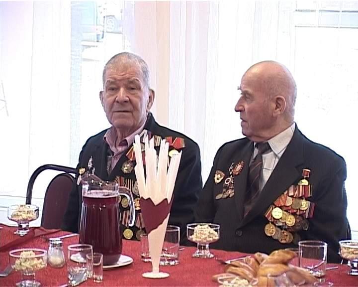 В Кирове состоялась встреча ветеранов Великой Отечественной войны и тружеников тыла