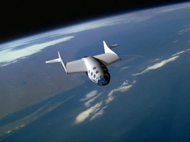 В России планируются первые полеты космических туристов.