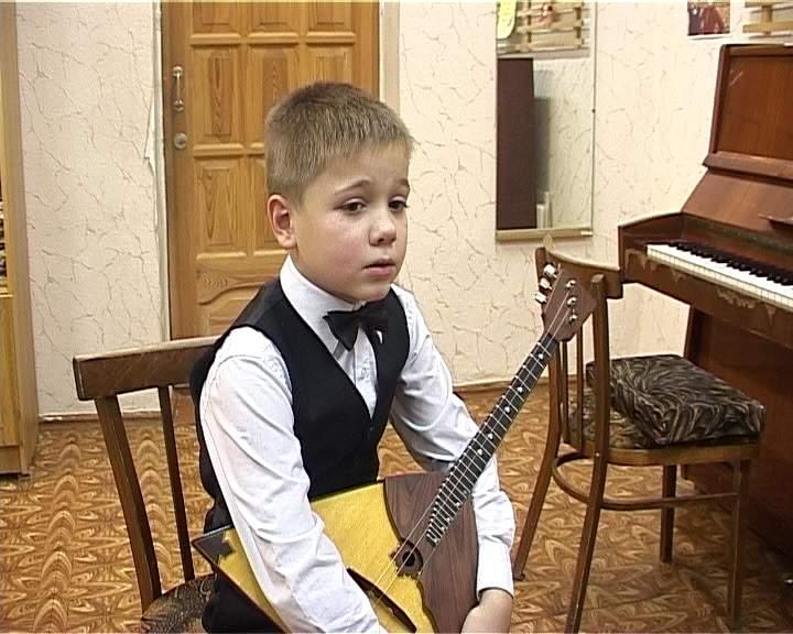 Восьмилетний Матвей Калашников стал лауреатом второй степени на конкурсе