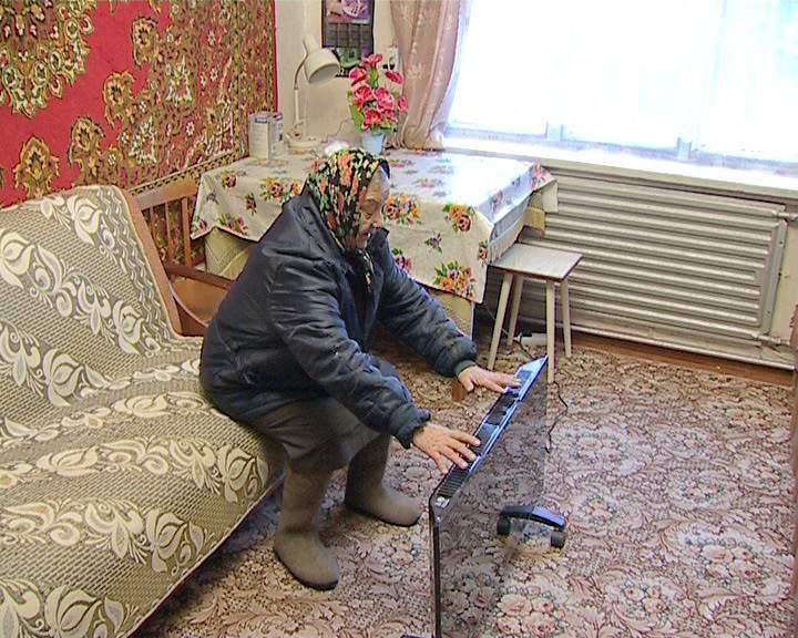 В дома жителей Мурыгино накануне вечером поступило тепло