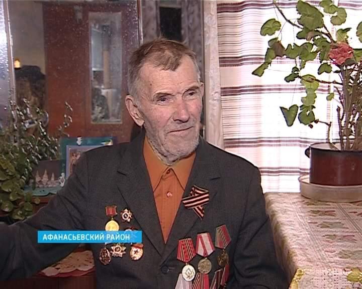 Девяностолетний ветеран Иван Андреевич Черанев рассказал о годах Великой Отечественной войны