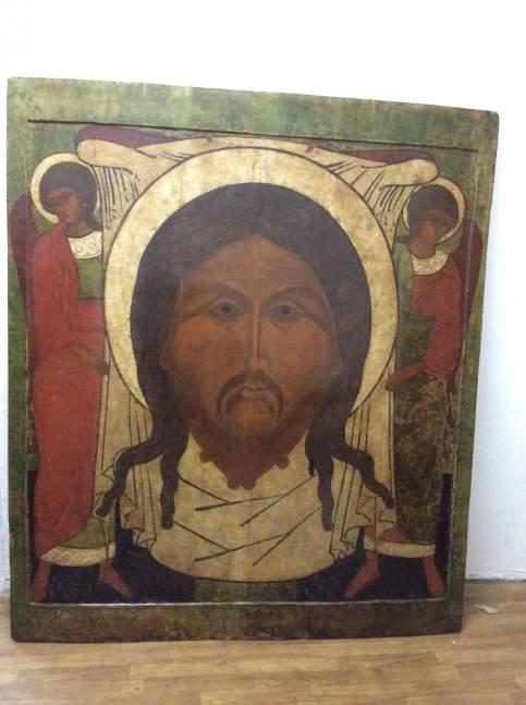 Пропавшую из оричевской церкви икону XVI стоимостью 1 миллион долларов нашли в одной из московских реставрационных мастерских.