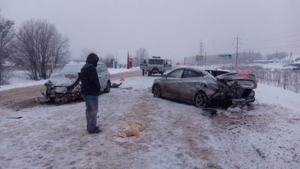 Происшествие в Свечинском районе.