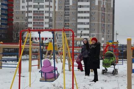 В микрорайоне Зиновы появится новый детский сад с бассейном.