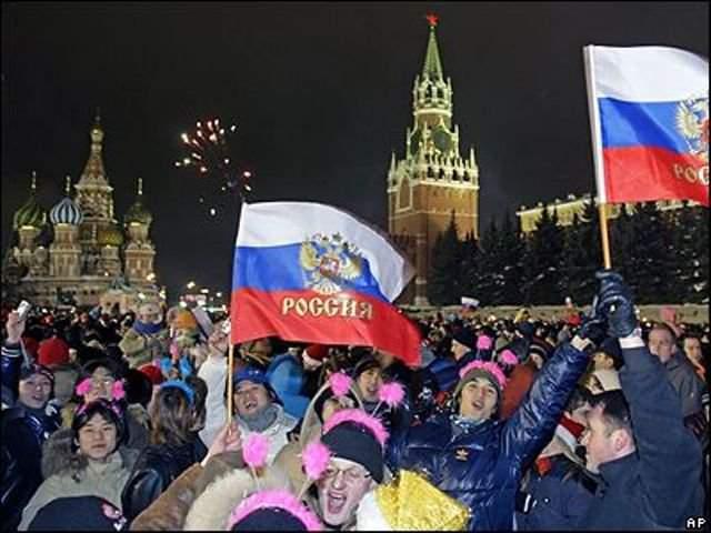 В России стартует крауд-проект, всероссийский флешмоб