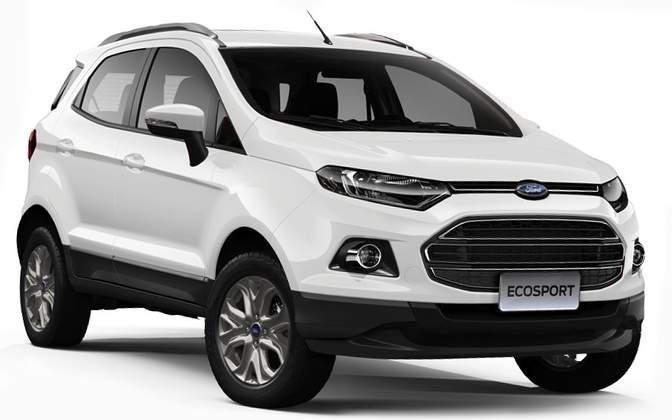 Форд Экоспорт появился на конвейере в Набережных Челнах.