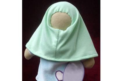 В британских магазинах игрушек появились мусульманские куклы.