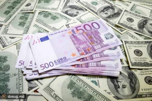 На 16 декабря курс доллара повышен до 58,35 руб., евро - до 72,66 руб.