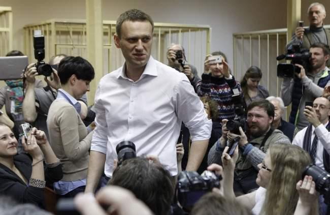 Приговор Навальному по делу