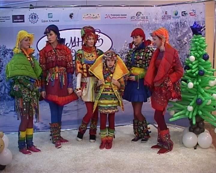 В Кирове прошел конкурс детских и молодежных театров моды