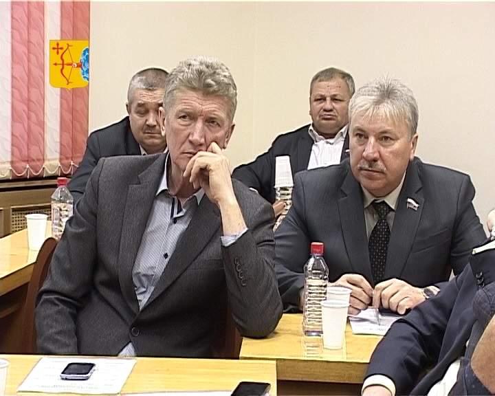 Заседание комитетов ОЗС