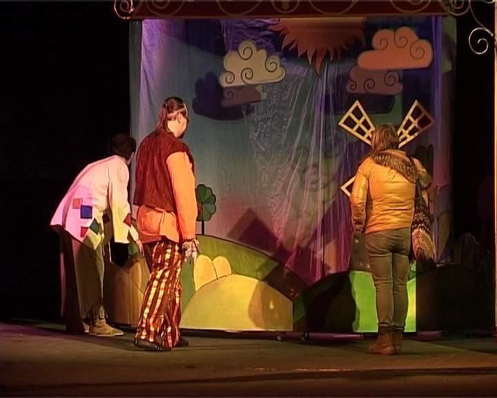 Кировский драмтеатр подарит маленьким зрителям