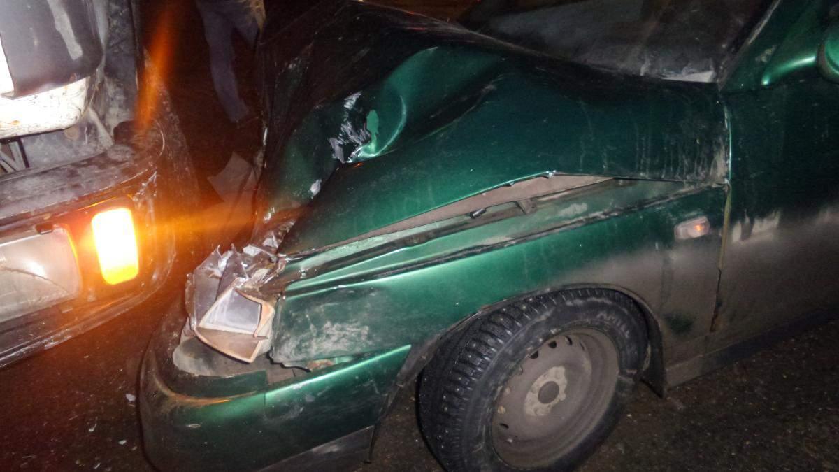 В Кирове за сутки 3 человека пострадали в дтп