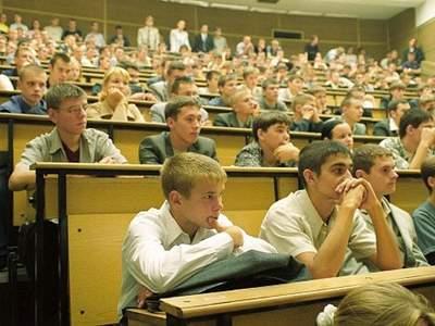 Плату за учебу в государственных вузах предлагается