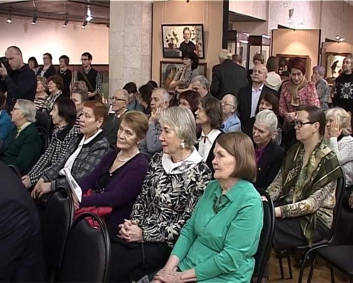 Выставка по итогам Васнецовского пленэра