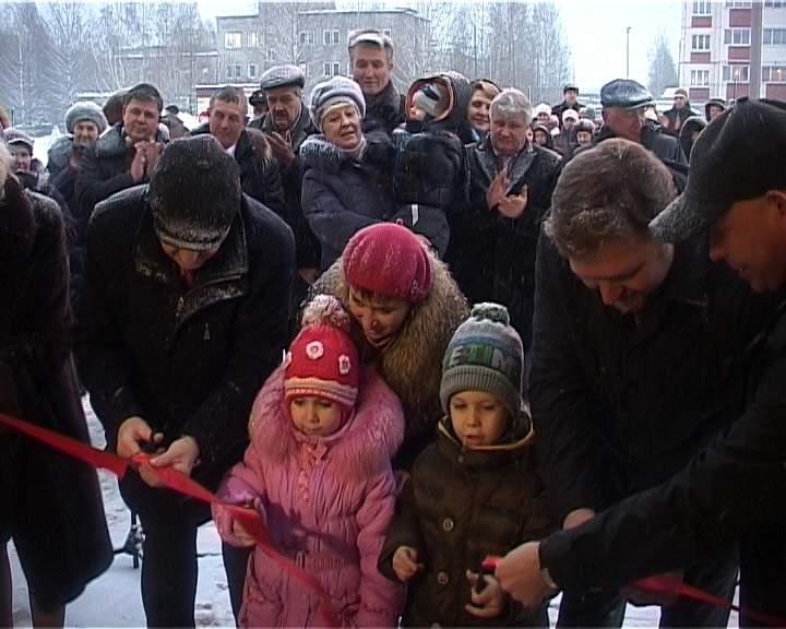 Новый детский сад в микрорайоне Радужный