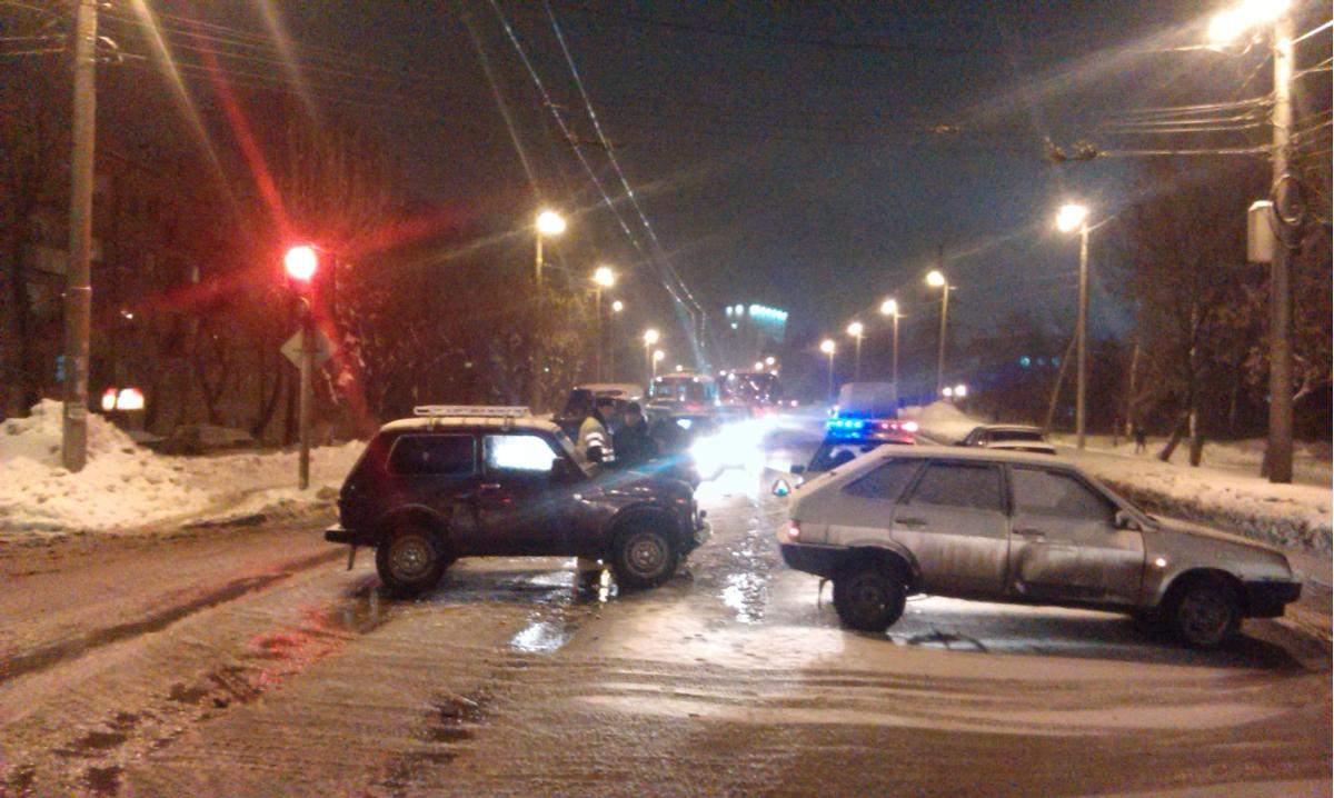 7 человек получили травмы на кировских дорогах