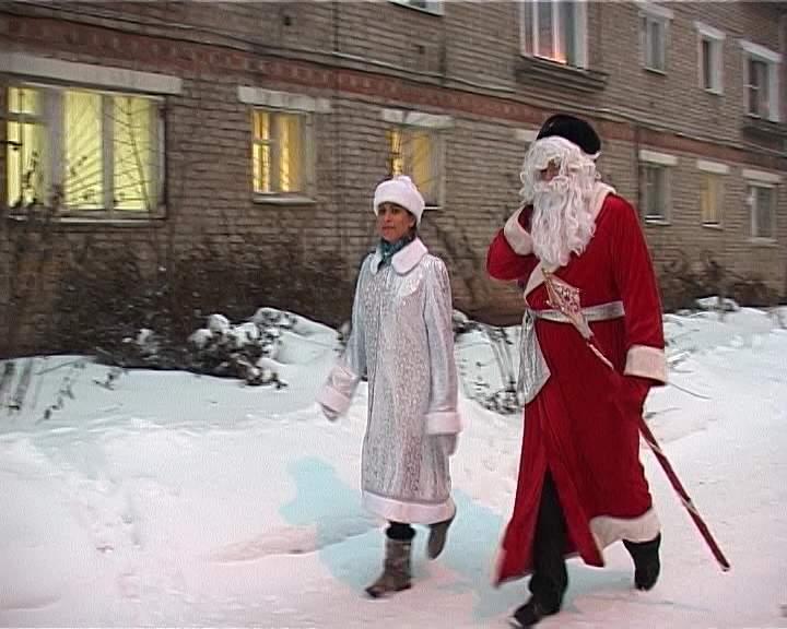 Акция «Полицейский Дед Мороз»