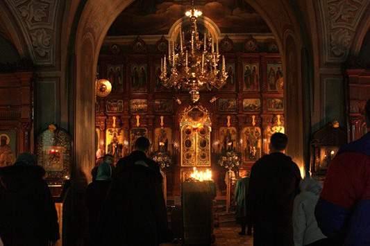 В новогоднюю ночь в Кирове для верующих будут открыты несколько храмов.