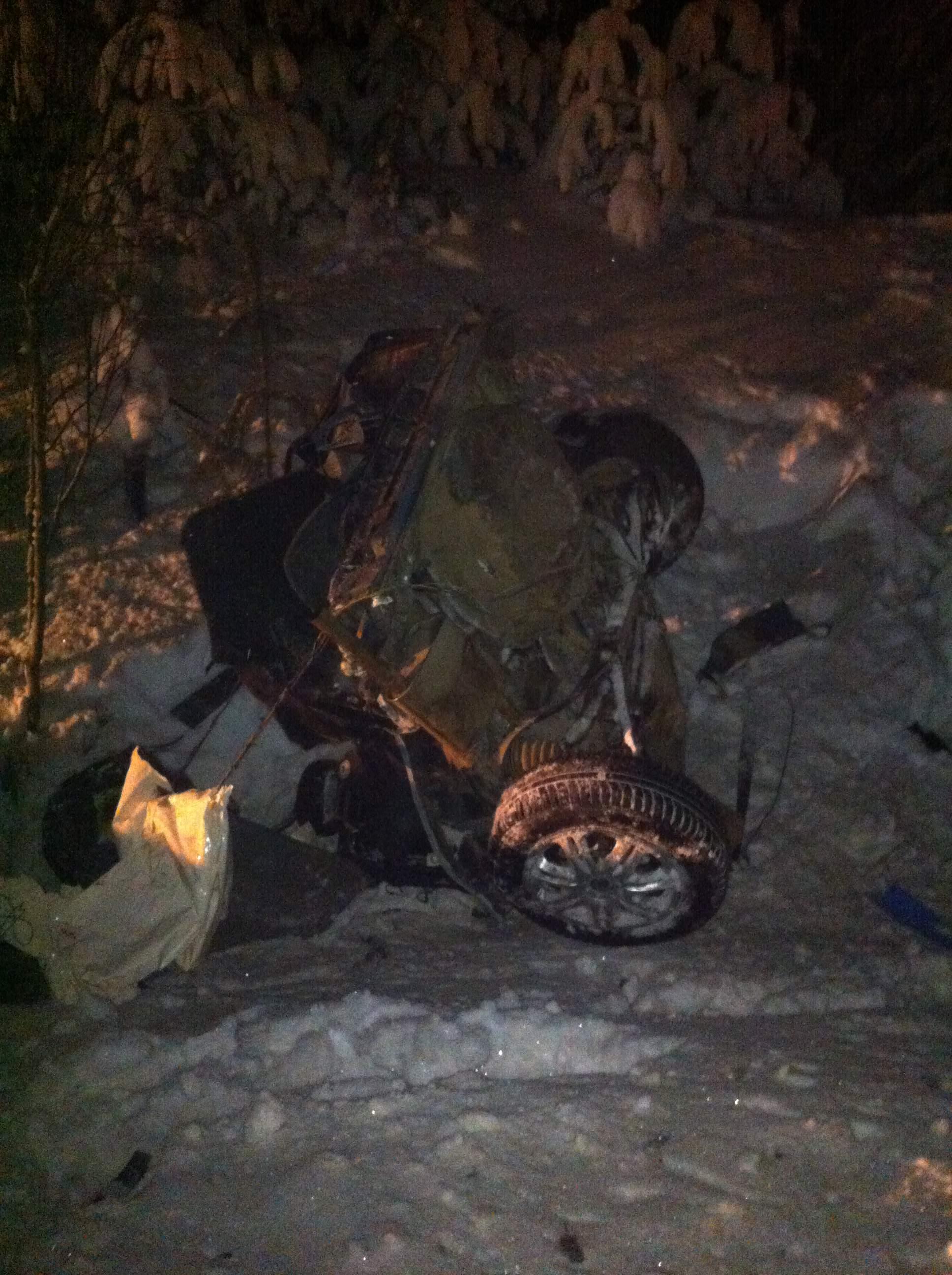 В ДТП в Юрьянском районе пострадали два ребенка.