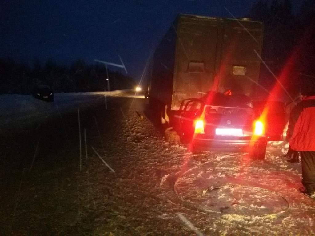 ДТП в Мурашинском районе: один человек погиб.