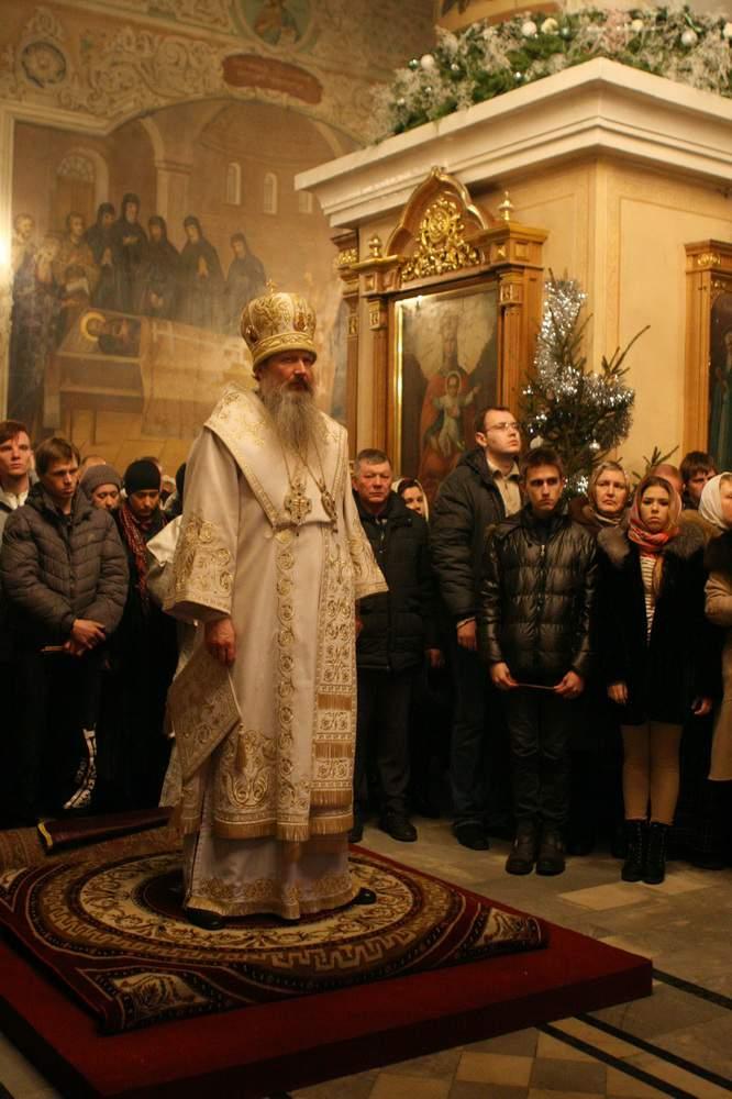 7 января - Рождество Христово.