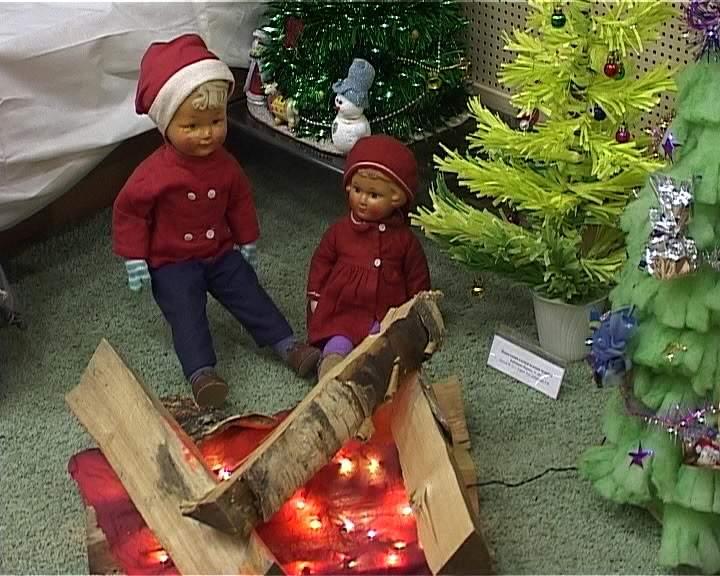 Выставка «Волшебная елка» в краеведческом музее