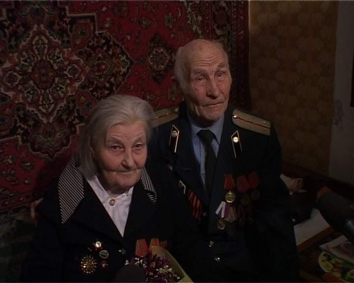 60 лет семейной жизни отмечают кировчане Виктор и Анна Новоселовы